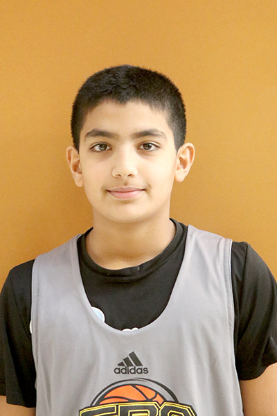 Player headshot for Manav Bhatia