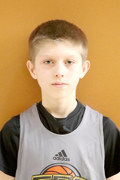 Player headshot for Tristen Cruzen