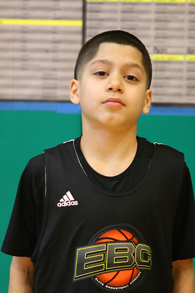 Player headshot for Xavier Castilleja