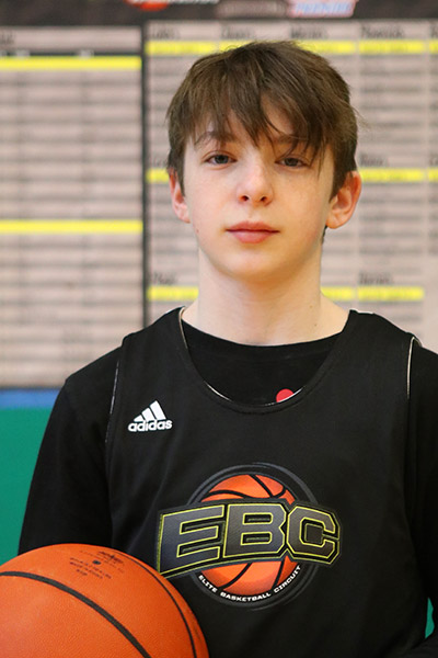 Beckett Currie at EBC Washington
