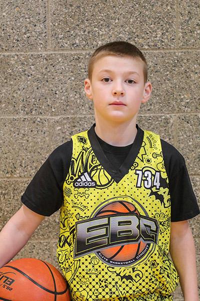 Player headshot for Lucas Blue