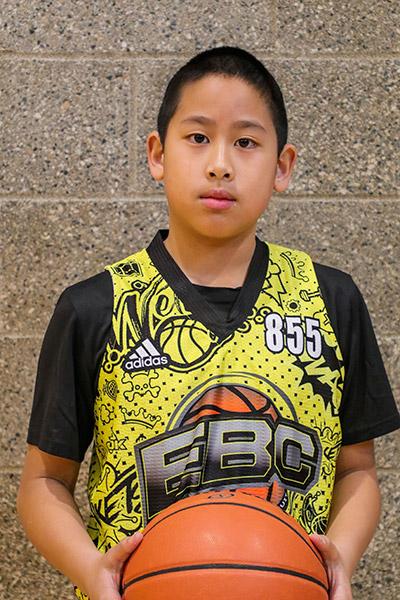 Player headshot for Edison Kan