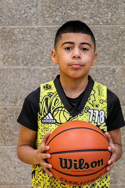 Player headshot for Malaki Gutierrez