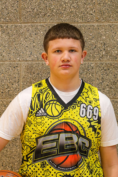 Jaxx Gray at EBC Washington 2020