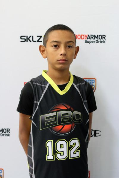 Player headshot for Jalen Vazquez