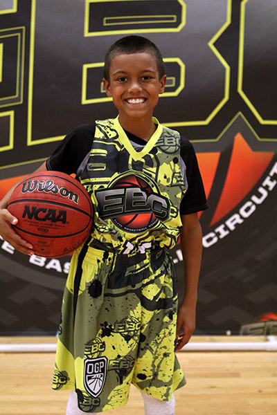 Isaiah Rogers at EBC West 2016