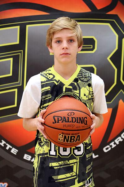 Player headshot for Hayden Gray