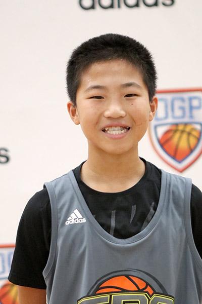 Player headshot for Brandon Chang