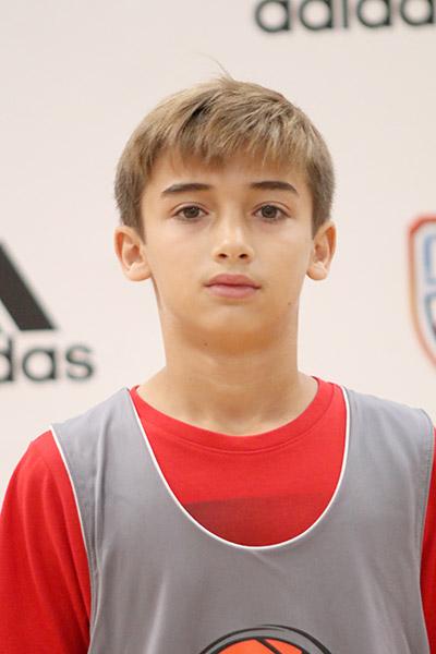 Player headshot for Joaquin Rigdon