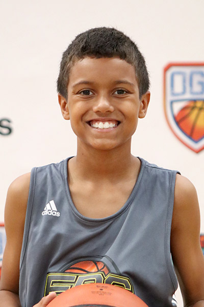 Player headshot for Isaiah Rogers
