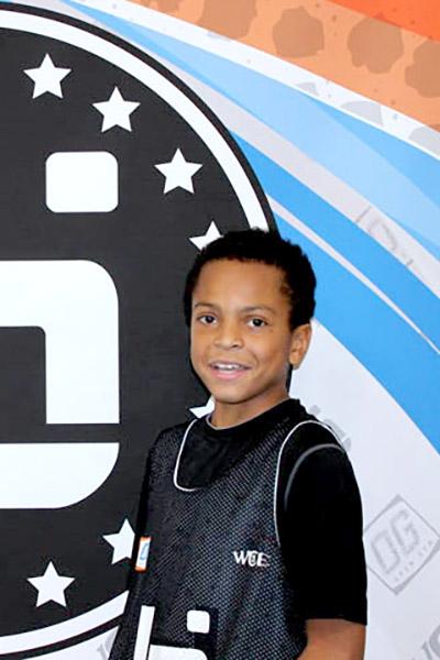 Bryson Stephens at Ballislife Jr. All-American Camp 2013