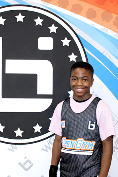 Zion Harmon at Ballislife Jr. All-American Camp 2013