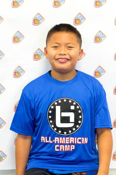Preston Lee at Ballislife Jr. All-American Camp 2014
