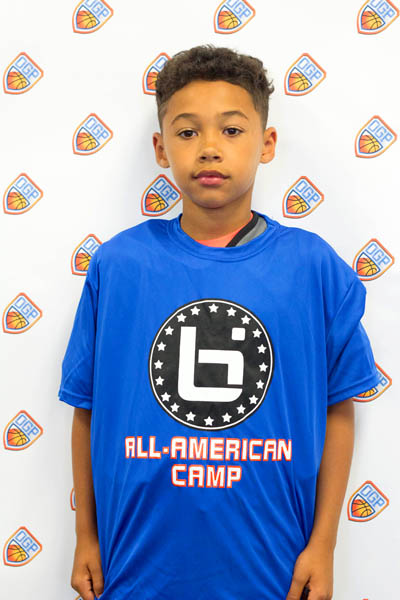 Noel Davis Jr. at Ballislife Jr. All-American Camp 2014