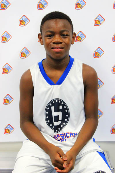 Barrington Hargress at Ballislife Jr. All-American Camp 2014