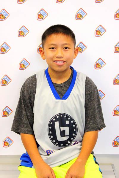 Brandon Lee at Ballislife Jr. All-American Camp 2014