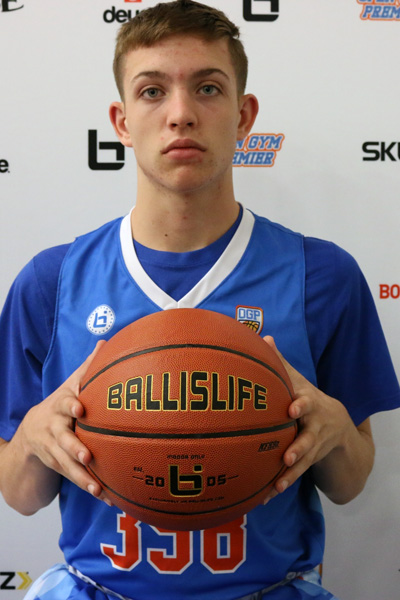 Ethan Cashion at Ballislife Jr. All-American Camp 2015