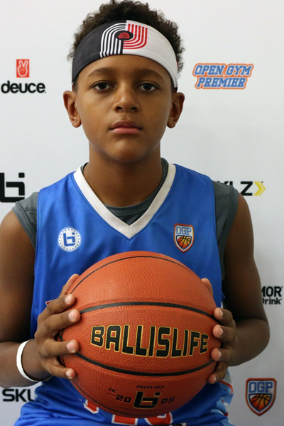 Paolo Banchero at EBC Jr. All-American