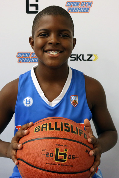 Player headshot for Micah Breaux
