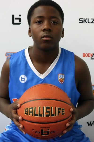 Derrick Nettles Jr. at Ballislife Jr. All-American Camp 2015