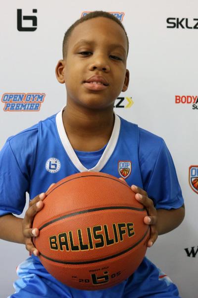 Jeremiah Thomas at Ballislife Jr. All-American Camp 2015