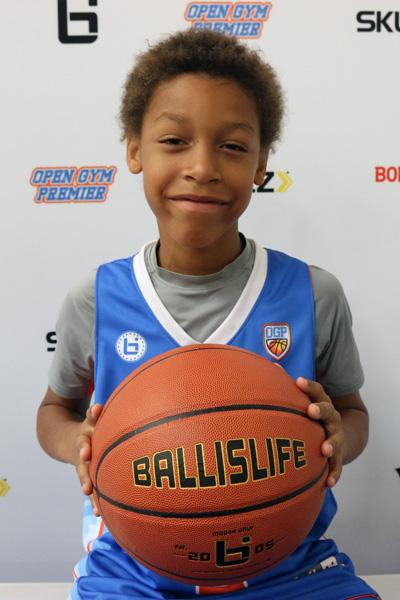 Braylon Singleton at Ballislife Jr. All-American Camp 2015
