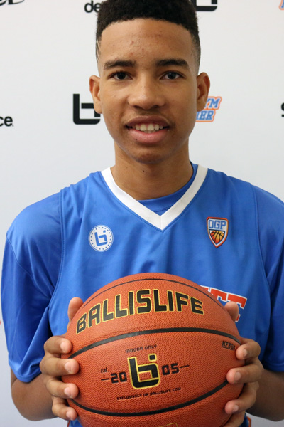 Player headshot for Isaiah Mobley