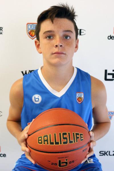 Player headshot for Nick Davidson