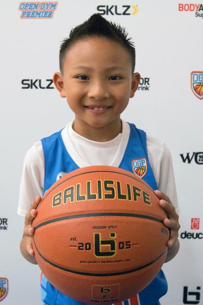 Ryan Chang at Ballislife Jr. All-American Camp 2015