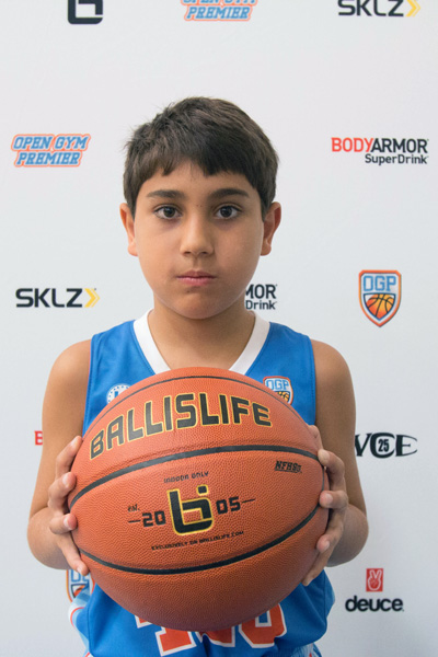 Ayden Madi at Ballislife Jr. All-American Camp 2015