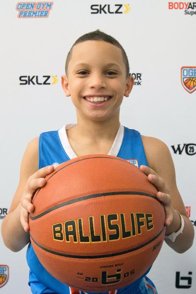 Alijah Marsh at Ballislife Jr. All-American Camp 2015