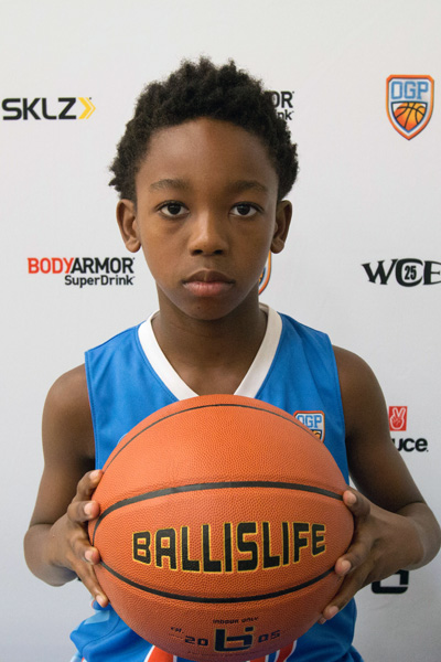 Maurice Wright Jr. at Ballislife Jr. All-American Camp 2015