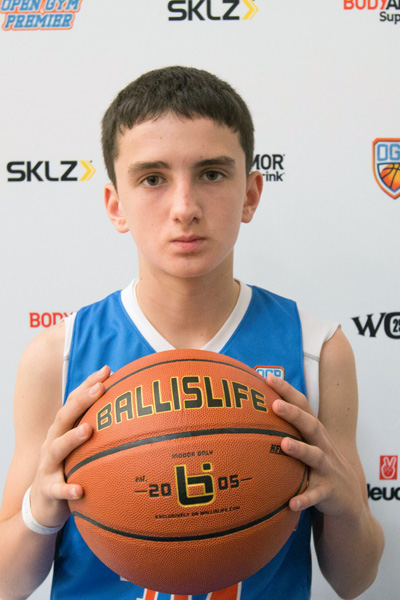 Player headshot for Jesse White