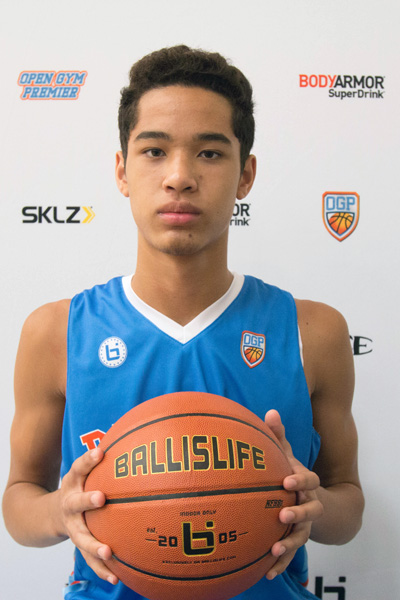 Player headshot for Johnny Juzang