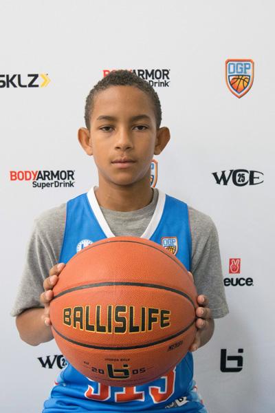 Sidney Wooten at Ballislife Jr. All-American Camp 2015