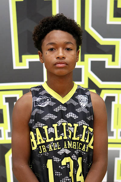 Ronnie (Boogie) Evans at Ballislife Jr. All-American Camp 2016