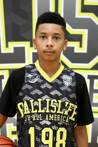 Isaiah Freeney at Ballislife Jr. All-American Camp 2016