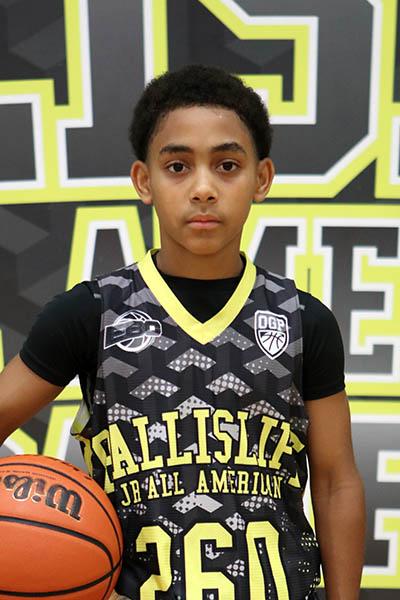 Abdul-Noor Beyah Jr. at Ballislife Jr. All-American Camp 2016