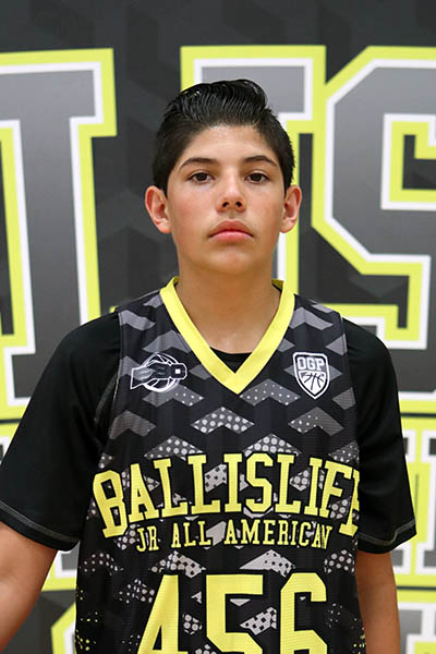 Melo Sanchez at Ballislife Jr. All-American Camp 2016