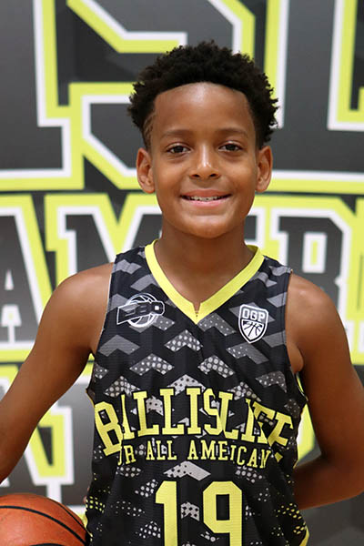 Jamari Phillips at Ballislife Jr. All-American Camp 2016