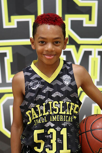 Kyelin King at Ballislife Jr. All-American Camp 2016