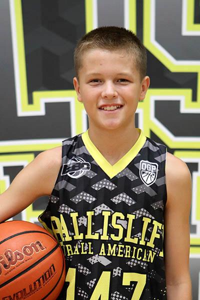 Jackson Gray at Ballislife Jr. All-American Camp 2016