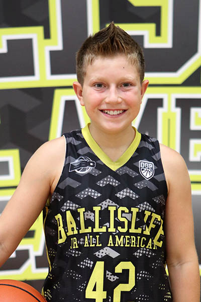 Rocco Bridges at Ballislife Jr. All-American Camp 2016