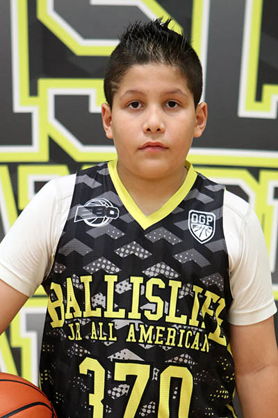 JJ Sanchez at Ballislife Jr. All-American Camp 2016