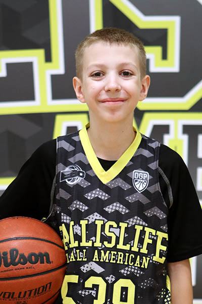 Dalton Dunnett at Ballislife Jr. All-American Camp 2016