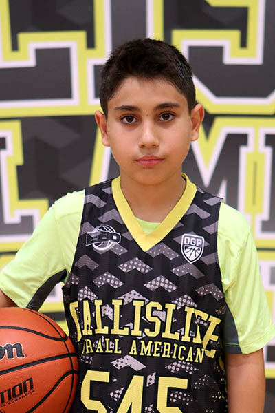Ayden Madi at Ballislife Jr. All-American Camp 2016