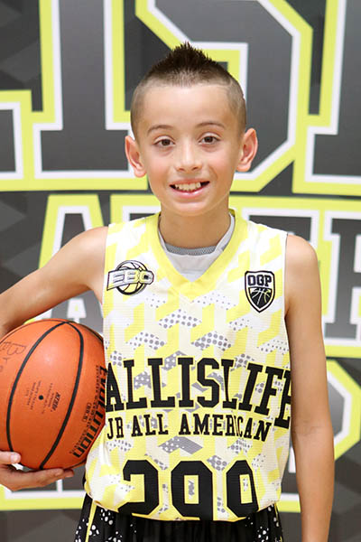 Brevin Binder at Ballislife Jr. All-American Camp 2016