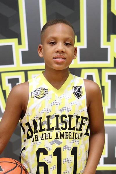Jeremiah Thomas at Ballislife Jr. All-American Camp 2016