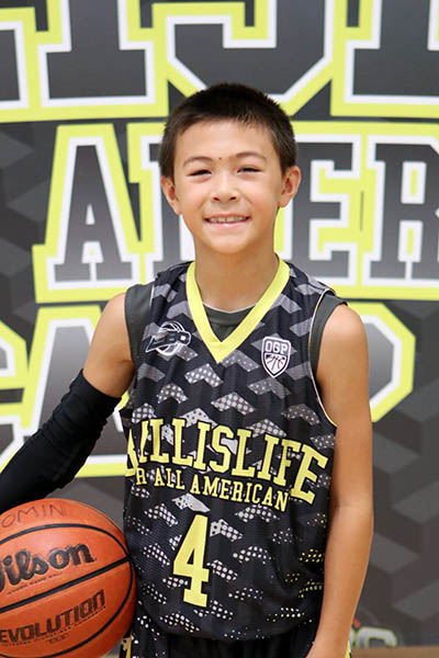 Christopher Komin at Ballislife Jr. All-American Camp 2016
