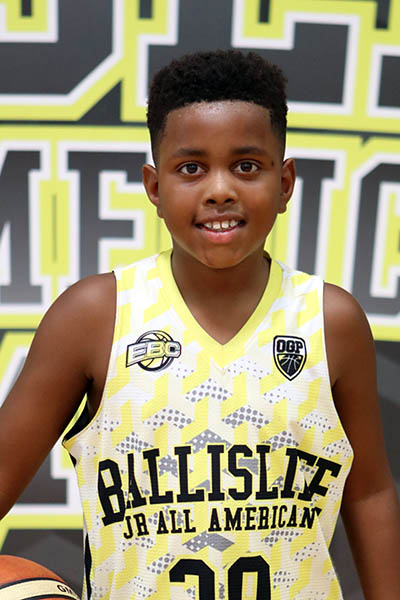 Tekeio Phillips at Ballislife Jr. All-American Camp 2016